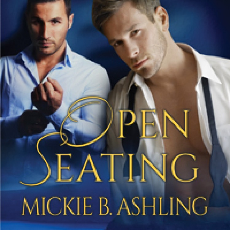 4.5 Stars for Open Seating by Molly Lolly Reviews