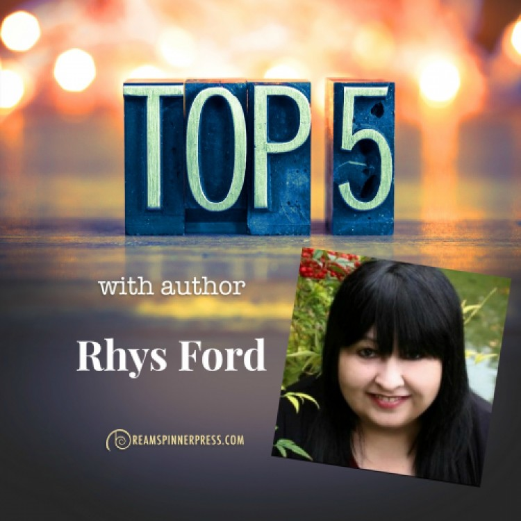 Top 5 Non-Mysteries With Rhys Ford