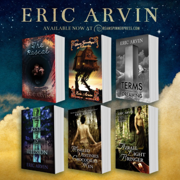 New and Beloved Eric Arvin Titles Now Available