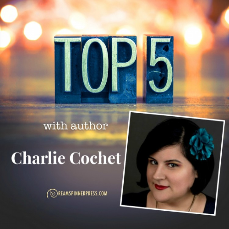 Top 5 Comedies With Charlie Cochet