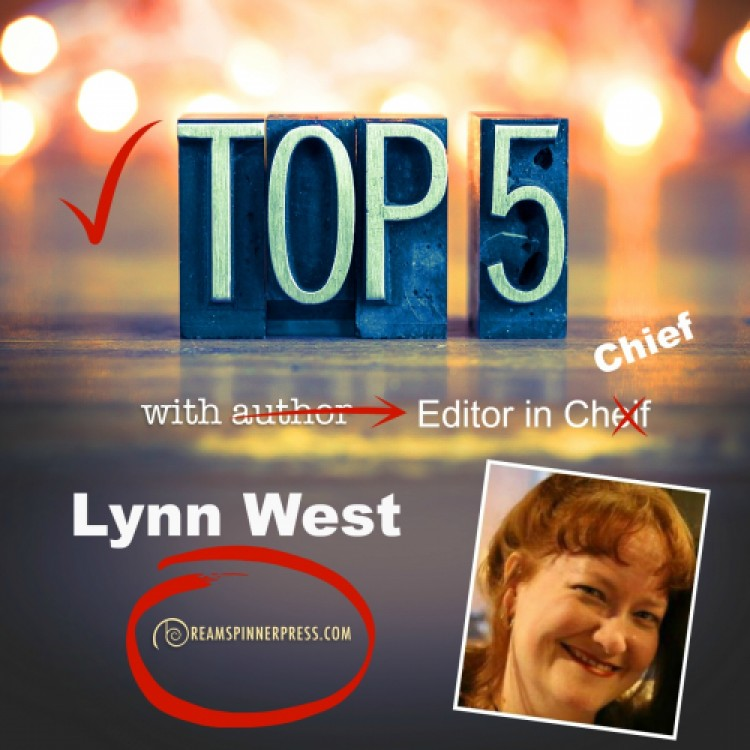 Top 5 Non-Work Activities With Lynn West