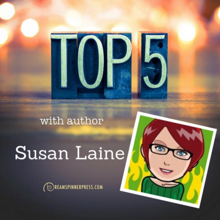 Top 5 Webcomics by Susan Laine