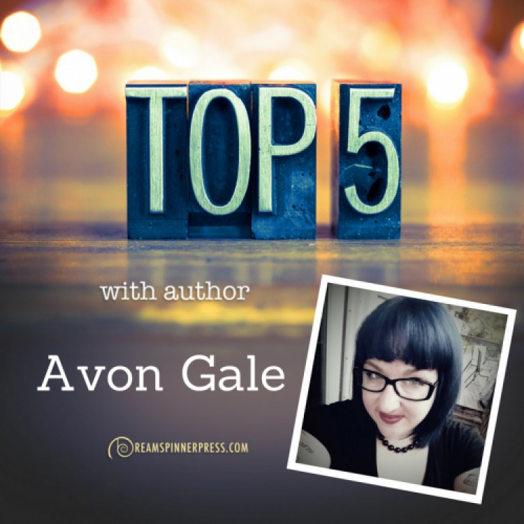 Top 5 Cell Phone Games with Avon Gale