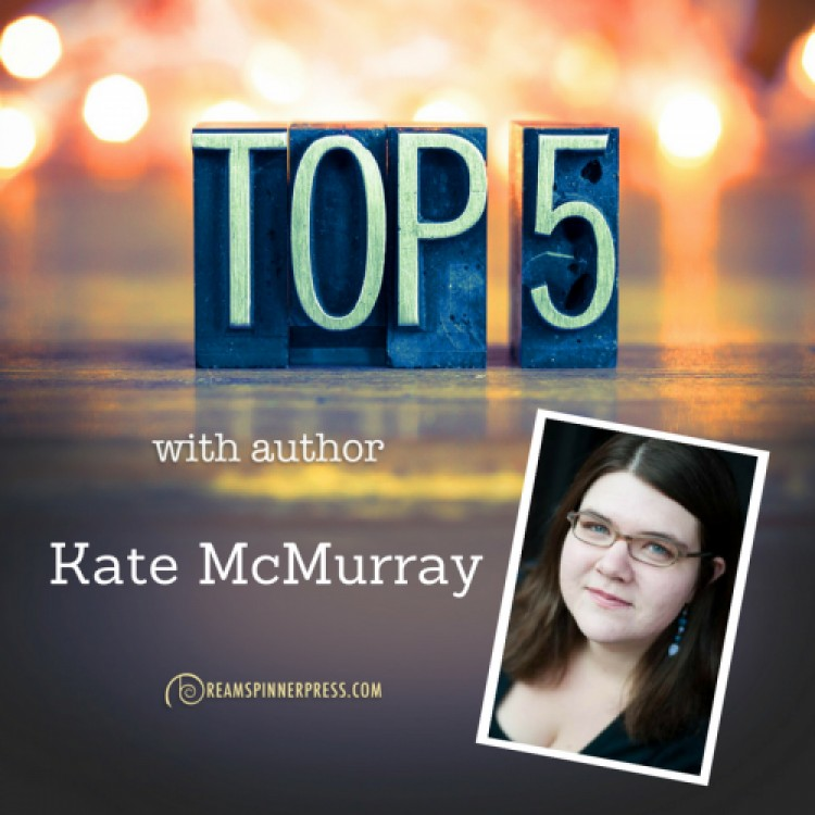 Kate McMurray's Top 5 Favorite Musicals of All Time