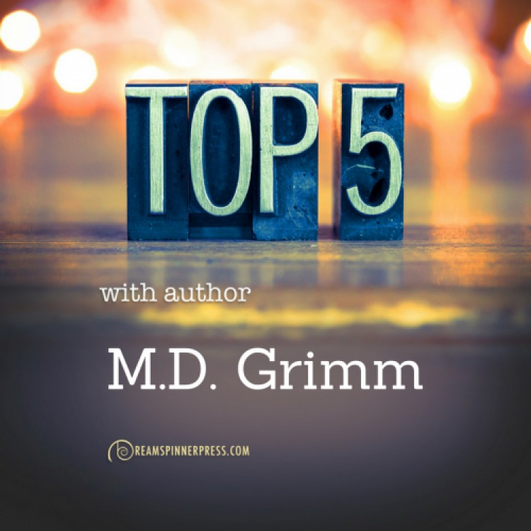 Top 5 Favorite Childhood TV Shows by M.D. Grimm