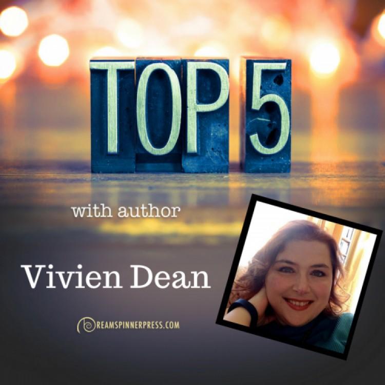 Vivien Dean's Top 5 Fictional Places to Escape To