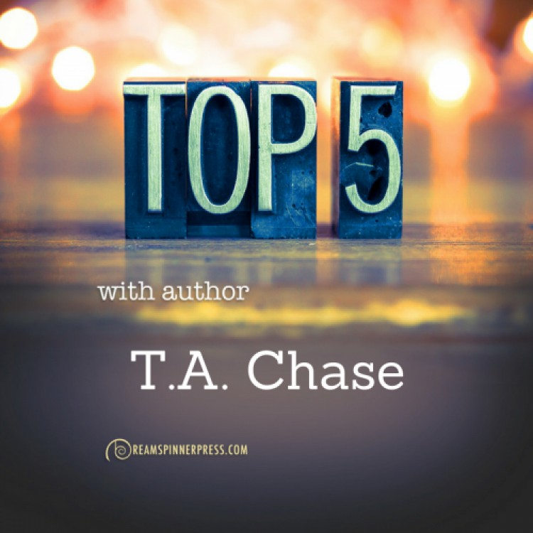 T.A. Chase's Top 5 Stress Relievers