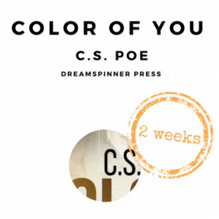 Cover reveal: Color of You