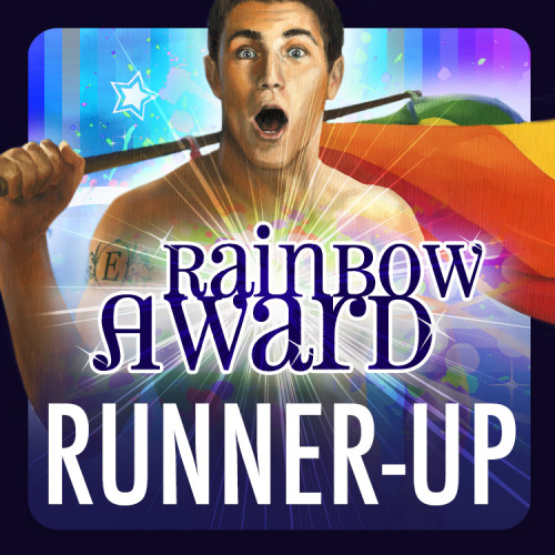 Andre in Flight is a runner up in the 2017 Rainbow Awards