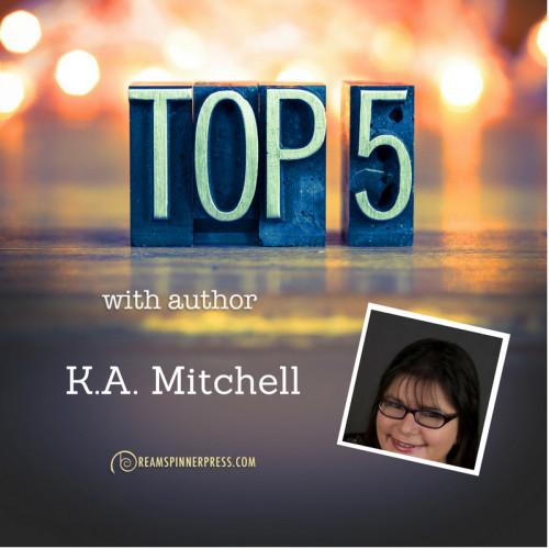 K.A. Mitchell's Top 5 Smells