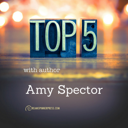 Amy Spector's Top 5 Collectibles