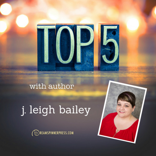 j. leigh bailey's Top 5 Favorite Musicals