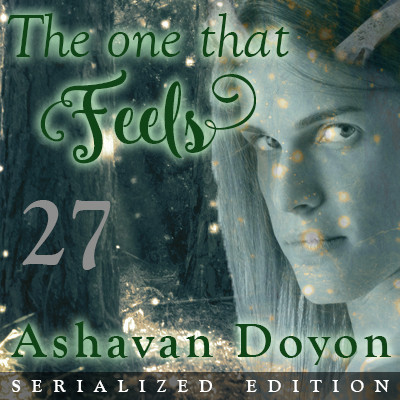 Are things getting hot in here? Chapter 27 of The One That Feels