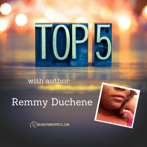 Remmy Duchene's Top 5 Songs to Write Nookie To