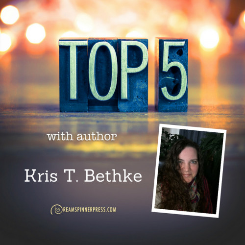 Kris T. Bethke's Top 5 Ways to Procrastinate