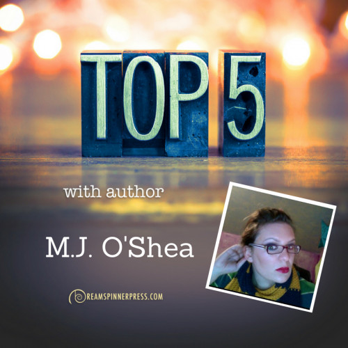 M.J. O'Shea's Top 5 Dishes