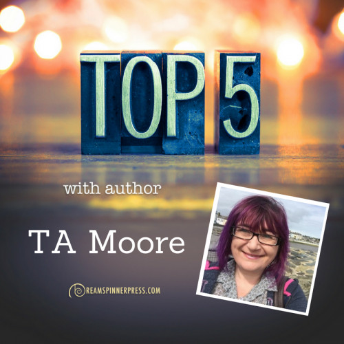 TA Moore's Top 5 Favourite Destinations