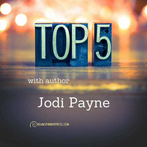 Jodi Payne's Top 5 Favorite Scents