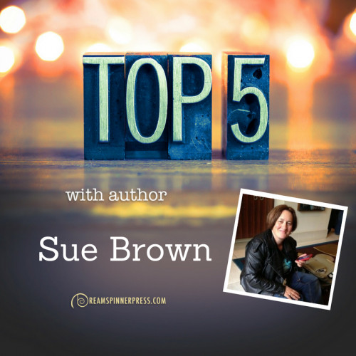 Sue Brown's Top 5 Biscuits