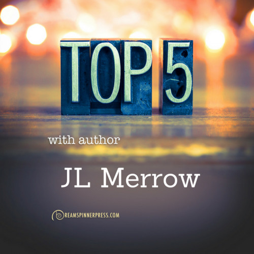 JL Merrow's Top 5 Paranormal TV characters