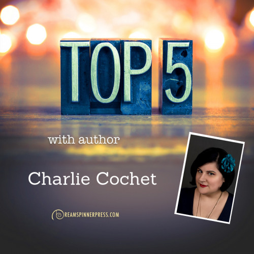Charlie Cochet's Top 5 Movie Spies